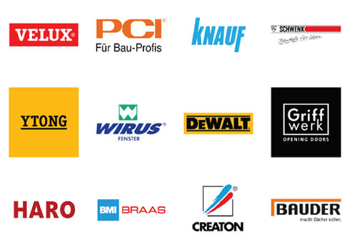 Marken Baustoffe Gersthofen